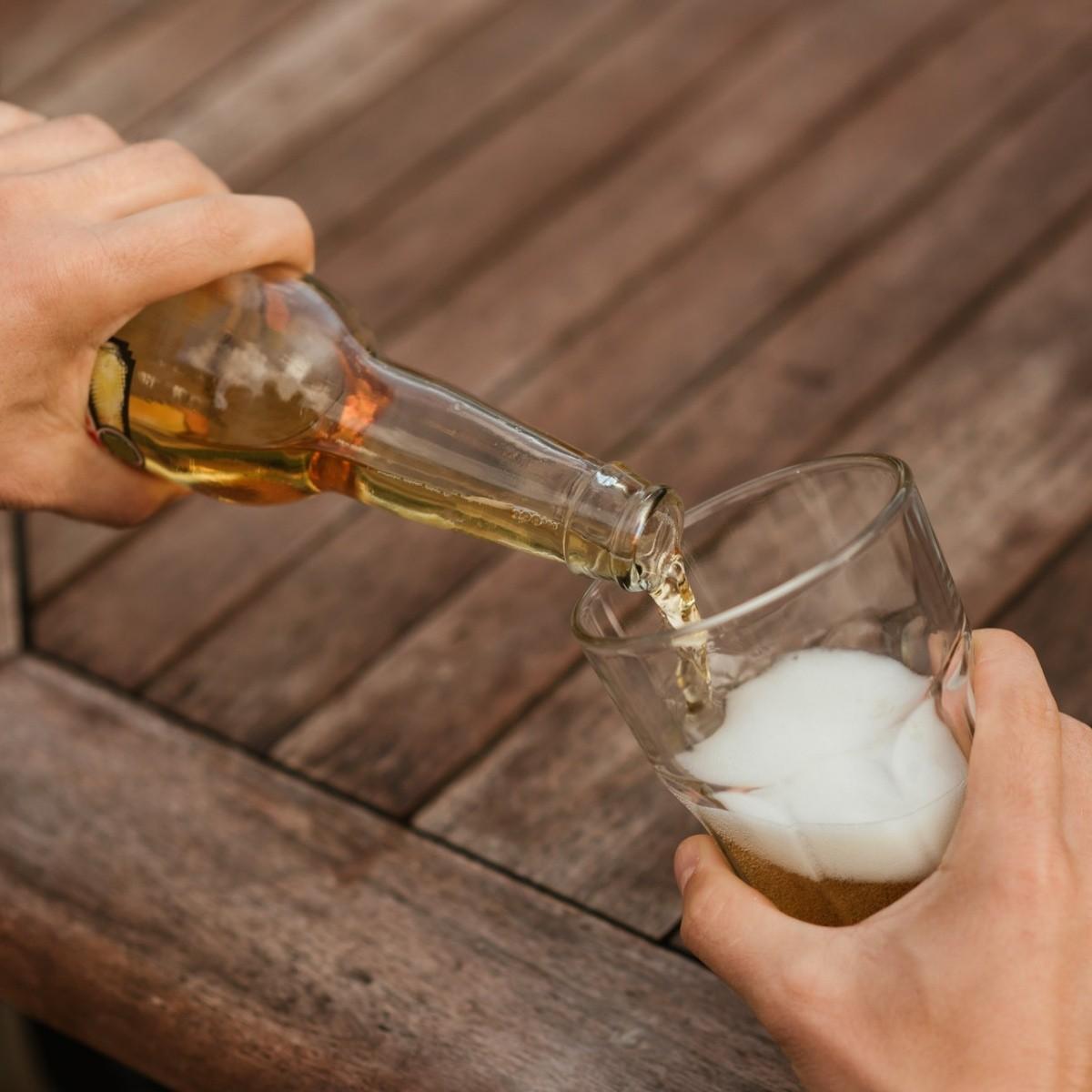 Про пивной алкоголизм