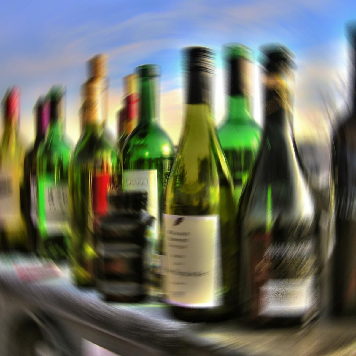 Алкогольный делирий или белая горячка
