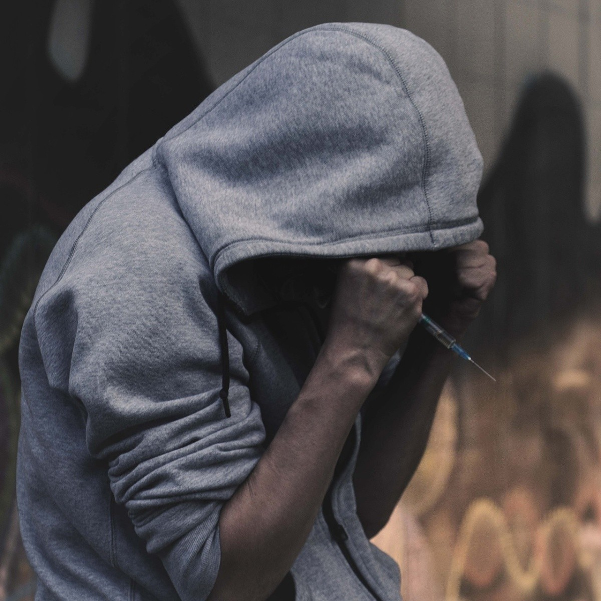 наркомания у подростков
